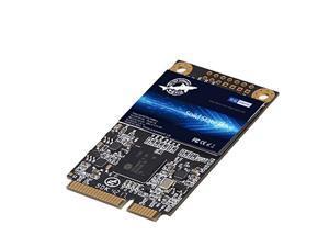 SSD mSATA 60GB Dogfish Internal Solid State Drive High Performance Hard Drive Desktop Laptop SATA III 6Gb/s (60GB Msata)