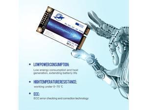 Dogfish Msata 60GB  Sata3  Internal Solid State Drive Mini Sata SSD Disk Notebooks Tablets and Ultrabooks  M-SATA (60GB)