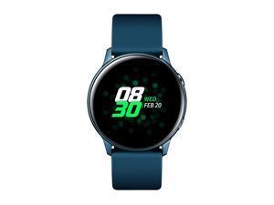 "Samsung Galaxy Watch Active SM-R500 (1.1"" Display, 20mm Band) 4GB Tizen OS Bluetooth Smartwatch - International Version"