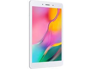 "Samsung Galaxy Tab A 8.0"" - SM-T290/L (2019, WiFi Only) 8.0"" Display, 32GB + 2GB RAM,8MP Camera,   5100mAh Battery, Dual Speaker, International Model - Silver Gray"