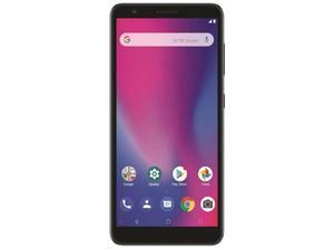 "ZTE Blade A3/L (2020) 5.45"" Display, 32GB + 1GB RAM, Quad-Core, Android 9.0 Go, 4G LTE, US, Latin Caribbean Unlocked Smartphone (GSM Version, No CDMA) International Version (Grey)"