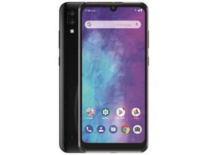 "ZTE Blade A5/L (2020) 6.09"" HD Edge to Edge Display, 32GG +  2GB RAM, 3200mAh Battery, Dual SIM GSM Unlocked US 4G LTE (T-Mobile, AT&T, Metro, Straight Talk) International Model (Black)"