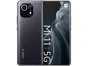 "Xiaomi Mi 11 5G, 6.81"" WQHD+ AMOLED DotDisplay, 256GB + 8GB RAM, 108MP Triple Camera, Qualcomm® Snapdragon™ 888, Harman Kardon Speakers, International Version"