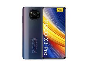 "Xiaomi POCO X3 Pro, 6.67"" FHD+ DotDisplay, 128GB + 6GB RAM, Qualcomm® Snapdragon™ 860 Processor, 48MP Quad Camera, Factory Unlocked, Global Version"