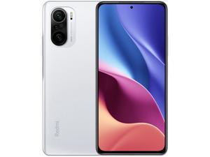 "Xiaomi POCO F3, 6.67"" AMOLED DotDisplay Screen, 128GB + 6GB RAM, 48MP Triple Camera, Qualcomm® Snapdragon™ 870 Processor, Factory Unlocked, Global Version"