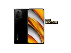 "Xiaomi POCO F3, 6.67"" AMOLED DotDisplay Screen, 256GB + 8GB RAM, 48MP Triple Camera, Qualcomm® Snapdragon™ 870 Processor, Factory Unlocked, Global Version"