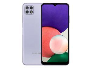 "Samsung Galaxy A22 5G (SM-A226B/DS) 6.6"" Infinity-V FHD+ Display, 128GB + 6GB RAM, 48MP Triple Camera, MediaTek MT6833 Processor, Factory Unlocked, International Model"