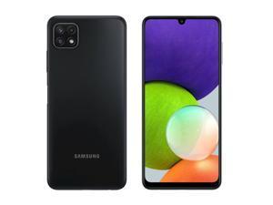 "Samsung Galaxy A22 5G (SM-A226B/DS) 6.6"" Infinity-V FHD+ Display, 64GB + 4GB RAM, 48MP Triple Camera, MediaTek MT6833 Processor, Factory Unlocked, International Model"
