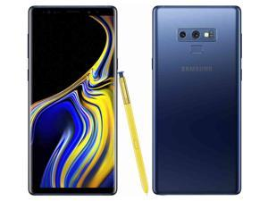 Samsung Galaxy Note 9 N960F/DS GSM Unlocked International Version 128GB Ocean Blue