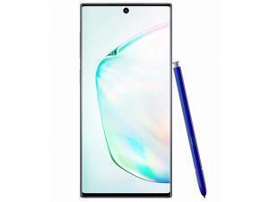 "Samsung Galaxy Note 10 (SM-N970F/DS) 256GB 8GB RAM (Factory Unlocked) 6.3"" (GSM ONLY, No CDMA) - International Version (Aura Glow)"