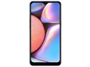 Samsung Galaxy A10s (A107M/DS) 32GB Memory + 2GB RAM, 13MP Camera Dual SIM GSM Factory Unlocked -  US + Global 4G LTE International Model (No Warranty) - Black