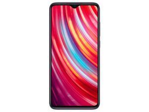 Xiaomi Redmi Note 8 Pro, 6.53 Inch, 128GB Memory, 4G LTE Smartphone, 6GB RAM, Four Rear Cameras 4500mAh Battery, International Version (No Warranty)