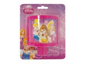 Night Light Curved Disney Princesses