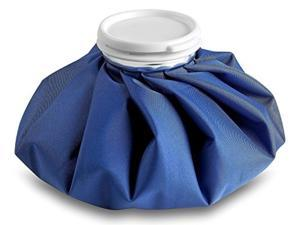 MEDca Reusable Ice Pack - Ice Bag for Injuries, First Aid, Pain Relief & Therapy - Hot Cold Reusable Packs 9 inch - Blue Color