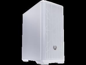 BitFenix NOVA MESH SE Case, WHITE, Steel Side Panel, ATX/Micro ATX/Mini ITX Form Factor, 2 x All White Fans Pre-installed BFC-NSE-300-WWXKW-RP