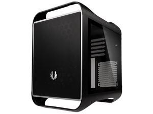 BitFenix Prodigy M 2022 mATX/Mini-ITX Gaming PC Case, RTX 3090 or RX 6900 XT Ready, Vertical GPU and Water Cooling Mounting, Tempered Glass, USB 3.2 Type-C and 2X USB 3.0 Type-A, Black