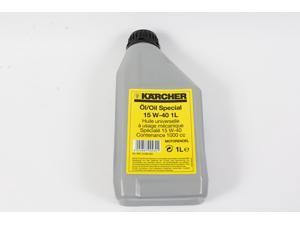 Genuine Karcher 6.288-050.0 1 Liter 15W40 Synthetic Non-Detergent Pump Oil