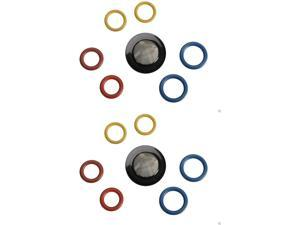 2 Pack Genuine Briggs & Stratton 6198 Pressure Washer O-Ring Replacement Kit