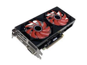 XFX Radeon RX 560 Double Dissipation RX-560P45 4GB 128-Bit DDR5 DirectX 12 PCI Express 3.0 Video Card