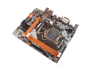 B75 Pro Motherboard LGA1155 DDR3 Desktop Motherboard with M.2 Nvme sata3.0 HDMI VGA DVI Card USB3.0 Motherboard