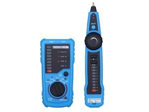 High Quality FWT11 RJ11 RJ45 Cat5 Cat6 Telephone Wire Tracker Tracer Toner Ethernet LAN Network Cable Tester Detector Line Finder
