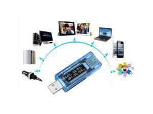 USB Volt Current Voltage Doctor Charger Capacity Power Bank Tester Meter
