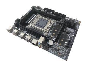 X99 LGA2011-V3 Socket computer motherboard DDR4 4 channel RAM 64GB M.2 M-ATX motherboard