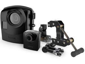 Brinno Construction Trio Bundle Pack BCC2000, Up to 1 Year Battery Life, Perfect for Construction and Outdoor Security, 1080P FHD - Includes Flexible Clamp Mount and Weather Resistant Outdoor Housing
