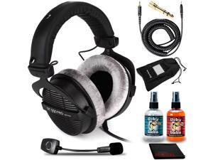 Beyerdynamic DT 990 Pro 250 Headphones Kit + Antlion Audio ModMic Wireless Mic
