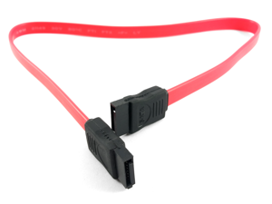 TRONWIRE Straight SATA III Cable 6.0 Gbps 13-inches