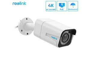 Reolink B800 4K UHD 8MP Add-on PoE IP Camera Outdoor Home Survelliance Only work with Reolink 8MP POE Camera System and 8CH & 16CH 4K NVR
