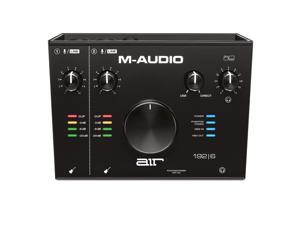 M-Audio AIR 192 6 - 2-In 2-Out USB Audio / MIDI Interface with Recording Software from Pro-Tools & Ableton Live, Plus Studio-Grade FX & Instruments