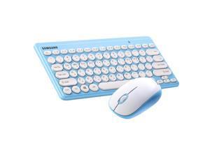 Samsung Electronics Wireless Mini Keyboard Mouse Set- SRP-9600U