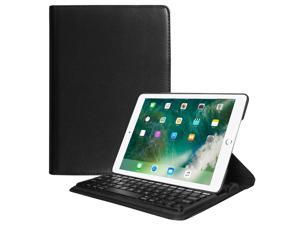 269bdd91186 Fintie iPad 9.7 inch 2018 2017 / iPad Air 2 / iPad Air Keyboard Case -