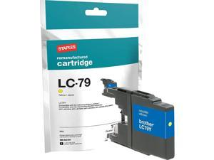TRU RED ufactured Inkjet Cartridge Brother (LC-79Y) Yw High Yld TRLC79Y