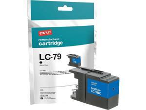 TRU RED ufactured Inkjet Cartridge Brother LC79XXL Black Extra High Yield
