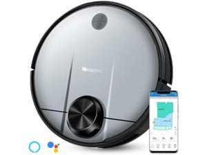 Proscenic M6 PRO Wi-Fi Connected Robot Vacuum Cleaner and Mop, Alexa & Google Home & App Control, Lidar Navigation, Robotic Vacuum with Mapping, 2600 Pa Suction and Selective Room Cleaning