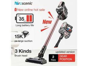 Proscenic P8 Plus Handheld Cordless Vacuum Cleaner For Home Portable Wireless 15000PA Suction Carpet Sweep Clean Dust Collector