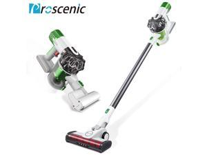 Proscenic P9 Cordless Vacuum Cleaner - 15000pa Powerful Suction, LED Light, 2 in 1 Stick to Handheld
