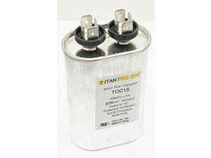 PACKARD PRMJ216R Motor Start Capacitor,330VAC,4-25//64inW