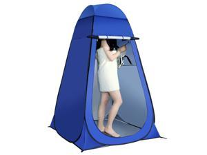 Portable Outdoor Camp Tent Privacy Bathroom Shower Shelter Toilet Dressing Tent