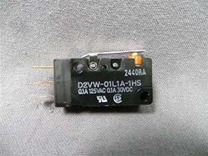 Electrolux 241870101 Refrigerator Ice Maker Switch