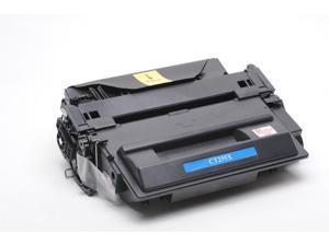 eReplacements CE255X-ER Black Compatible Toner Cartridge