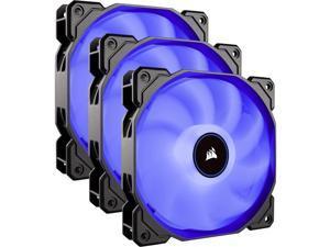 Corsair Air Series AF120 LED (2018) Blue 120mm Fan Triple Pack