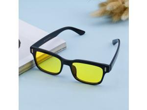 Computer Reading Radiation Resistant Glasses Gaming Eyewear UV Protection, Anti Blue Rays, Anti Glare and Scratch Resistant Lens