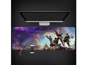 Fortnite Mouse Pad Gamer Notbook Mouse Mat Large Gaming Mousepad Gift Pad PC Desk Pad (700x300x3mm)