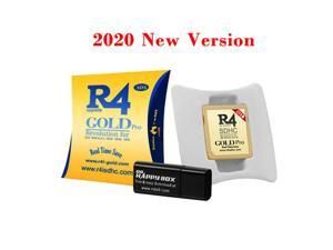 2020 R4 R4i Gold Pro Dual Core Flash Card Adapter for DS 2DS New 3DS XL V1.0-11.9