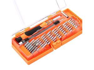 Patazon 58-in-1 with 54 Bit Magnetic Driver Kit, Precision Screwdriver Set Cell Phone, Tablet, PC, MacBook, Electronics Repair Tool Kit