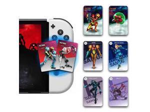 METROID SAMUS RETURNS AMIIBO Cards for Nintendo Switch/lite WIIU 3DS