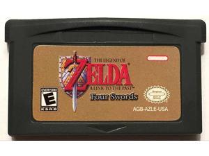 The Legend of Zelda: Four Swords - GBA Game Card